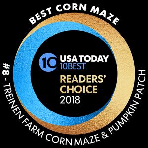 10 Best 2018 Best Corn Maze Treinen Farm C