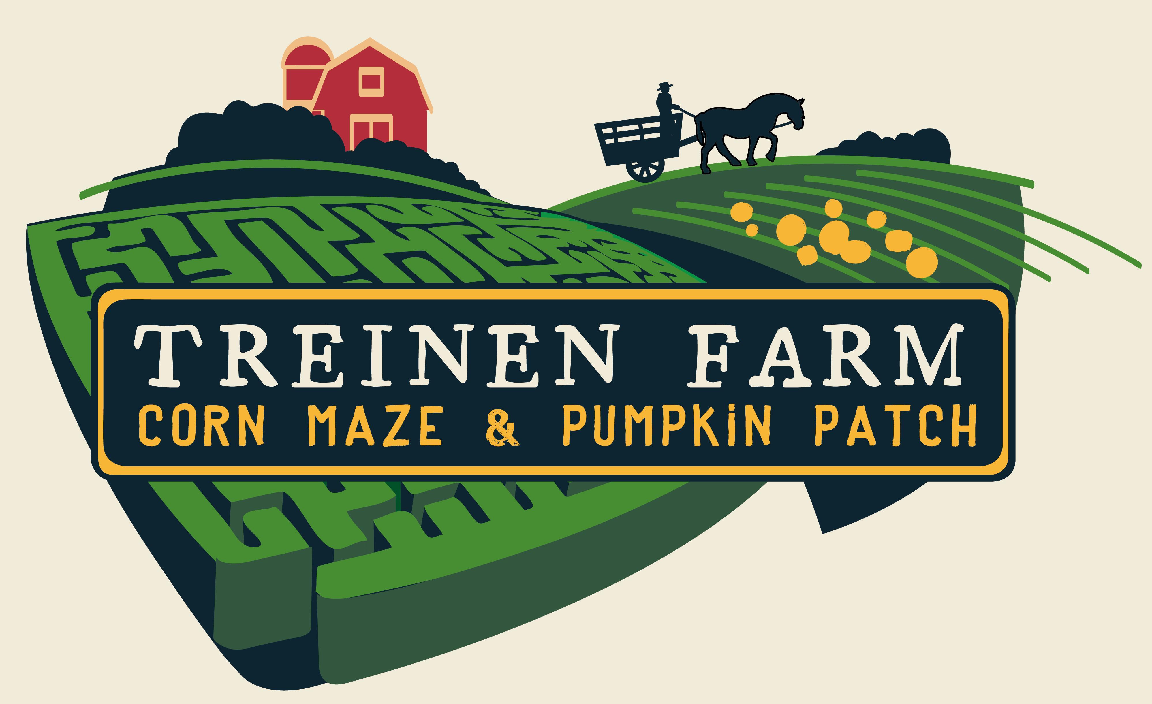 Home Treinen Farm Corn Maze Pumpkin Patch