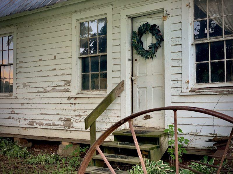 1850's Farm House