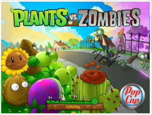 plants-vs-zombies game