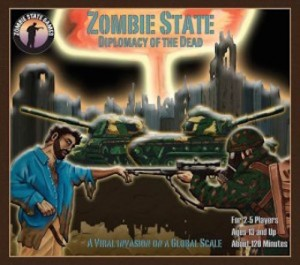 Zombie State Diplomacy of the Dead game
