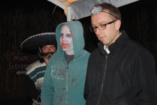 zombies at zompocalypse